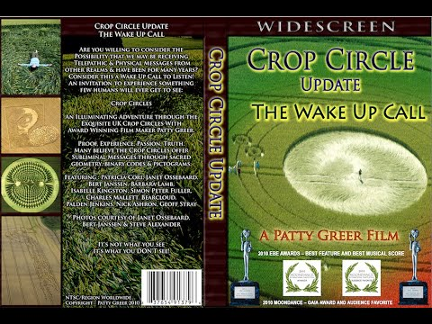 #CropCircle Update - The Wake Up Call - from #PattyGreer Films