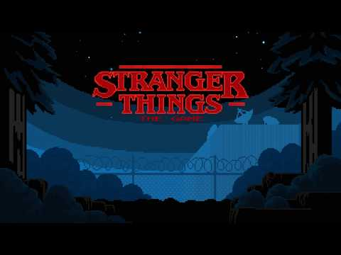 Stranger Things the Game Trailer - iPhone Game by Netflix