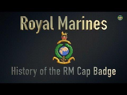 Royal Marines Cap Badge History