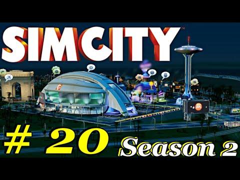 SimCity [SEASON 2] - STADION ZWISCHEN DEN GROSSEN CASINO´S ◄#20► Let´s Play