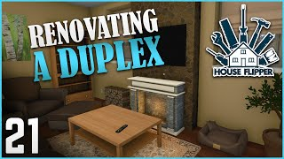 Duplex Renovation! | Let's Play House Flipper - Ep. 21