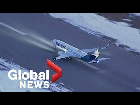 Boeing's 737 MAX aircraft returns to the skies over Canada following lengthy grounding