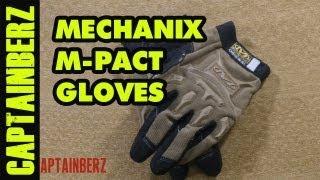 Counterfeit Mechanix M-PACT Tactical Gloves