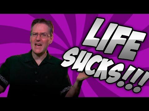 Life Sucks!!! Antinatalism & Pessimism