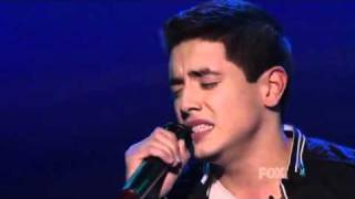 American Idol 10 - Stefano Langone [I Need You Now] - Wild Card Round