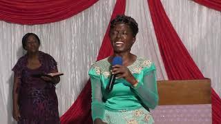 Chaplain Ms Phiri