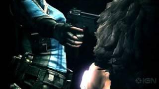 Resident Evil Revelations 3DS Trailer