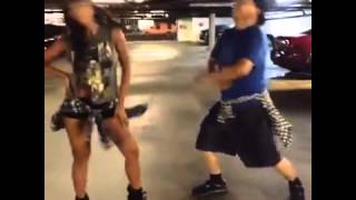 Liane V Vine Dance battle w my dad Wally Valenzuela #iWin #2807; #27926;