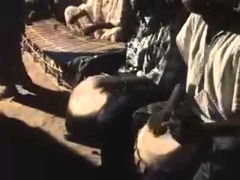 West African Drums w Mali Bobo Drumming and Unique R Dance Ceremony ...