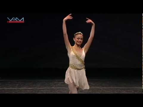 Emma Stratton - YAGP 2012 NYC - Variation From Talisman