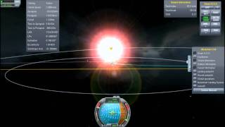 Interplanetary Transfer Vehicle & Heavy Lifter in Kerbal Space Program