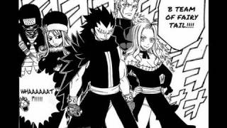 Manga Discussion: Fairy Tail Chapter 268 Team B Fairy Tail!?