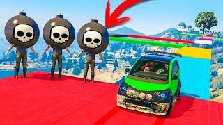CUIDADO CON ESTO QUE EXPLOTA !!! GTA V ONLINE - GTA 5 ONLINE