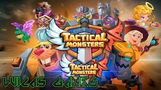 Tactical Monsters Rumble Arena Celdas de Entrenamiento Bien Explicadas Juego Gratis Android, IOS, PC