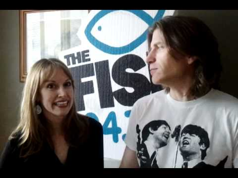 104 7 the fish kevin and taylor fundraising success youtube for 1041 the fish