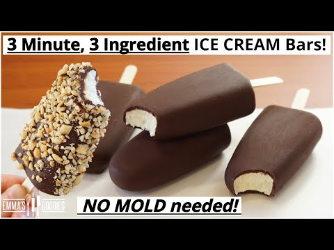 3-minute,-3-ingredient-chocolate-ice-cream-bars!-no-mould-required!-easy-ice-cream-recipe-!