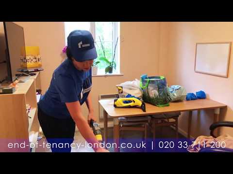 EOT Cleaning Services In London Promo Video