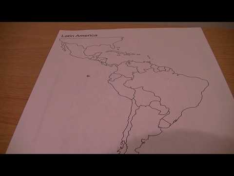 Latin America Geography Whisper (Learn With Kev!)