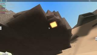 Roblox após o Flash: Mirage Secret Mantle com Secret Pickaxe incinerada
