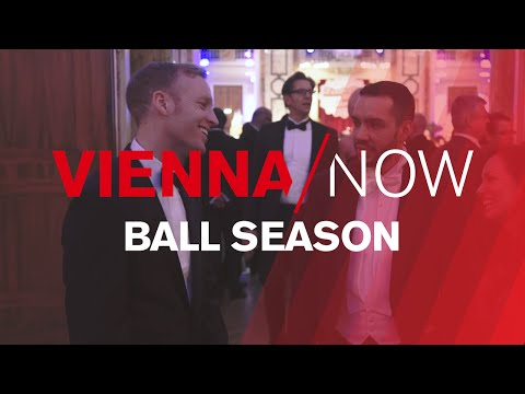 Ball Season in Vienna | VIENNA/NOW