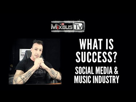 Music Industry & Social Media, Music Career, the big picture