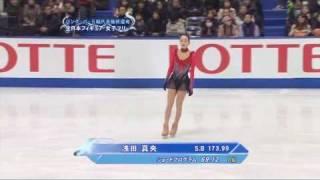 Mao Asada 浅田真央2009 Japanese Nationals Free skating