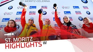 Tenth World Cup victory for Tina Hermann | IBSF Official