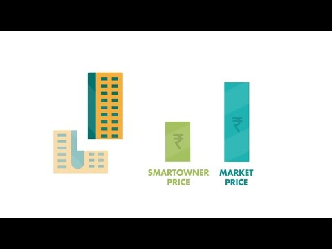 SmartOwner - The way to invest in Indian real estate.