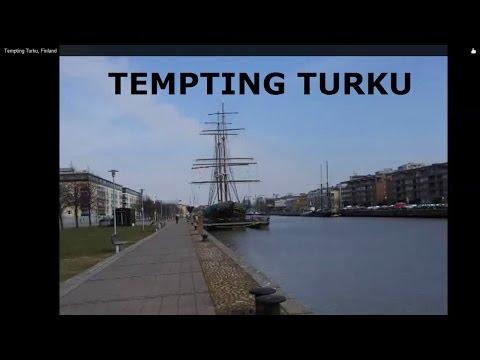 Tempting Turku, Finland