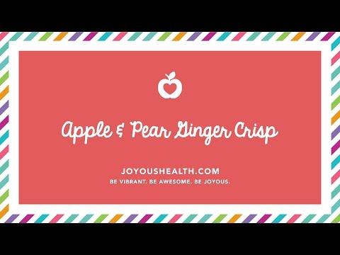 How to Make an Apple Pear Crisp Recipe