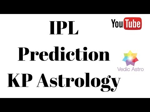 kp astrology cricket predictions