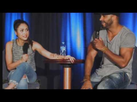 Ricky Whittle  & Lindsey Morgan| Glad You Came