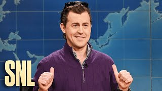Weekend Update: Guy Who Just Bought a Boat on Halloween Dating Tips - SNL