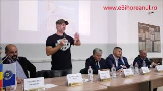 eBihoreanul.ro Richard Balint, la Zilele Carierei la Universitatea din Oradea