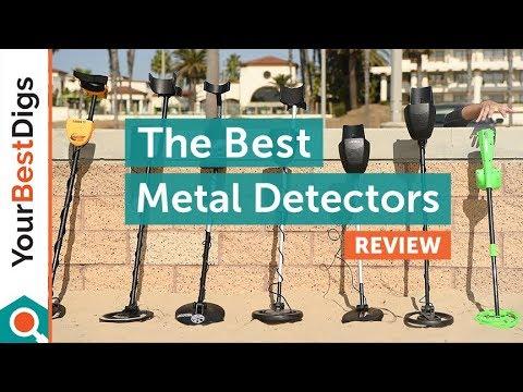 Best Metal Detector Review (Under $250)