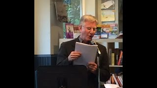 "Bill Yarrow reading five poems from ""Blasphemer"""