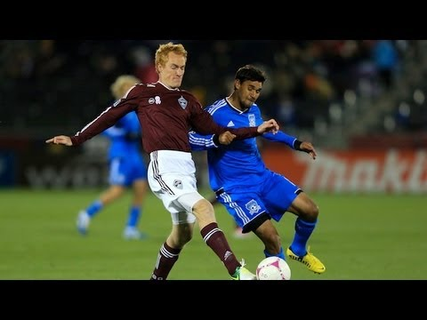 HIGHLIGHTS: Colorado Rapids vs. San Jose Earthquakes