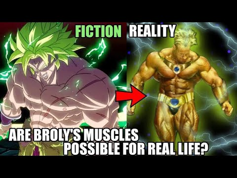IS BROLY'S BODY POSSIBLE?