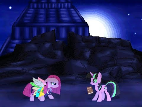[Fighting Is Magic Mugen] Pinkamena vs Twivine Sparkle (12P)