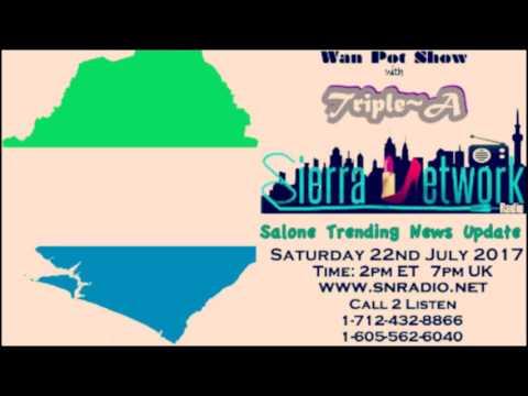 Sierra Leone Trending News Update Politics & Sport