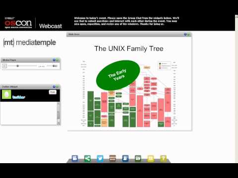 O'Reilly Webcast: The Linux Way: Rebuilding The Unix Way for a New Era