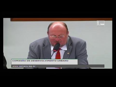 COMISSÃO DE DESENVOLVIMENTO URBANO - 09/05/2018 - 10:15