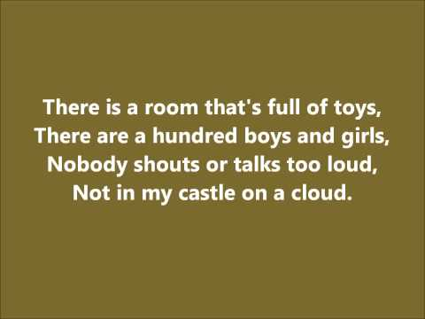 Castle On A Cloud Karaoke / Instrumental Les Miserables