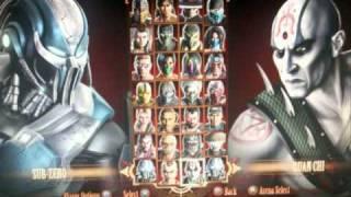 Mortal Kombat (2011) - Shang Tsung
