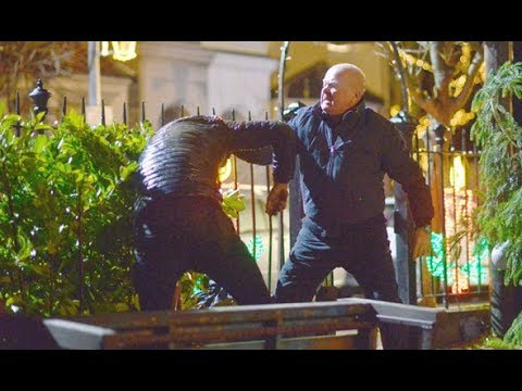 EastEnders - Phil Mitchell Vs. Max Branning (25th December 2017)
