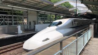 東海道新幹線 新神戸N700系回送