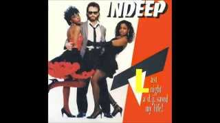 Indeep - Last Night A D.J. Saved My Life HQ