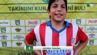 Young Boys Basın Toplantısı / İZMİR / iddaa Rakipbul Ligi 2015 Açılış Sezonu