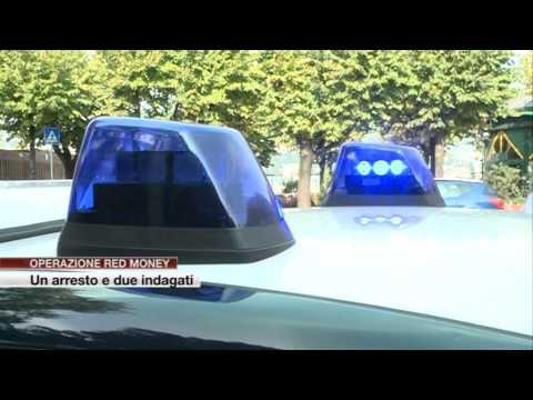 """Etg - Un arresto e due indagati per l'operazione """"Red Money"""""""