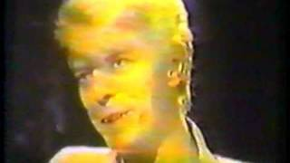 David Bowie Philadelphia (4) - What In The World, Heroes, Fashion, Let's Dance